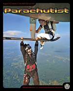 The Parachutist Magazine